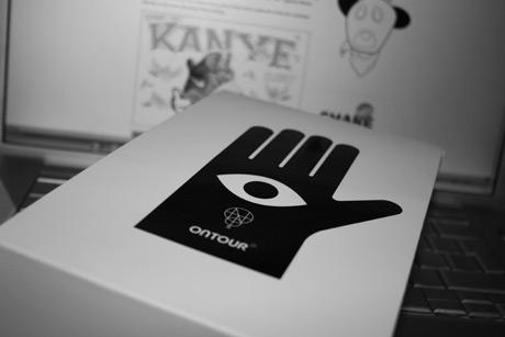 ONTOUR Gloves Packaging