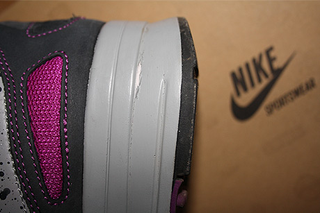 Nike und die Qualität