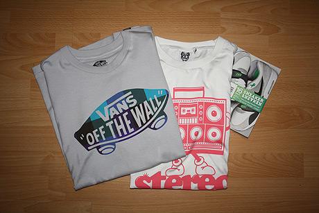 Vans + RVLT T-Shirts