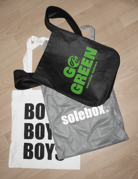 Tote Bags – Umfrage