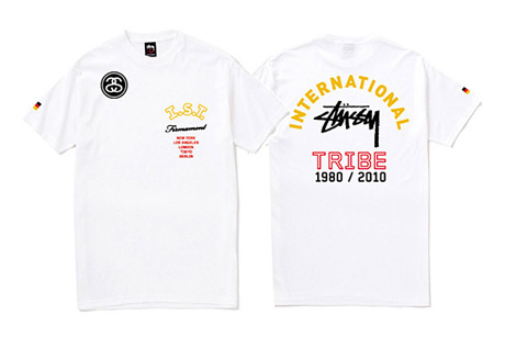 Stüssy 30th Anniversary Kollektion