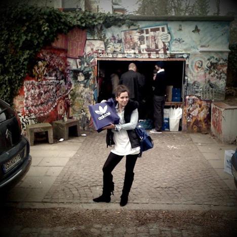 adidas Urban Art Guide Hamburg Launch Event