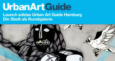 adidas Urban Art Guide Hamburg Launch Event