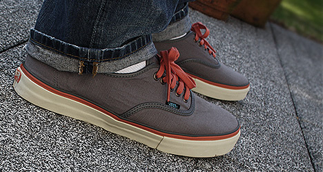 I like Allike - Vans Era California