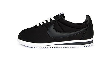 Nike Classic Cortez Nylon Black
