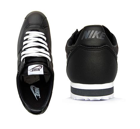 Nike Classic Cortez Nylon – Black