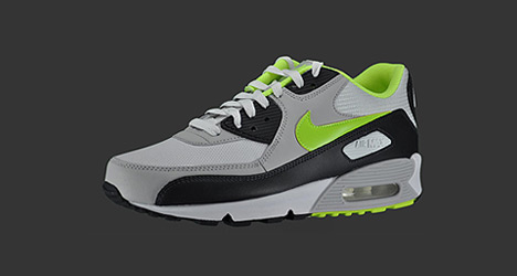 AIR Max 90 White/Volt/Grey/Anthracite