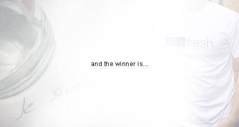 MrPander T-Shirt Gewinnspiel Gewinner