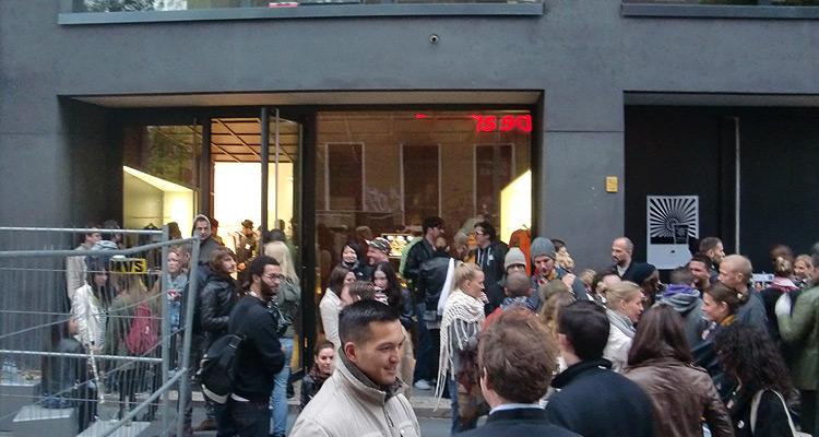 Berlin, Mai 2010 / Firmament Re-Opening
