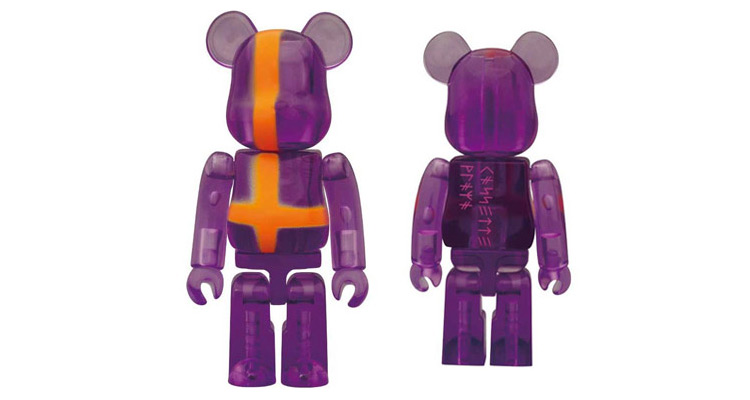 Cassette Playa 100% Bearbrick