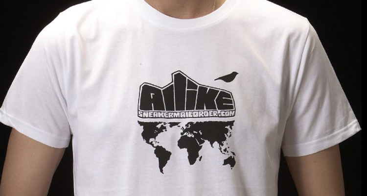 Allike Artist Shirts