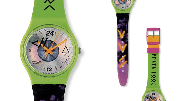 "Swatch x Cassette Playa ""Playa Look"""