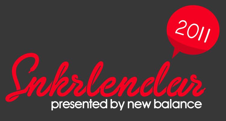 New Balance präsentiert: SNKRlendar 2011 Contest