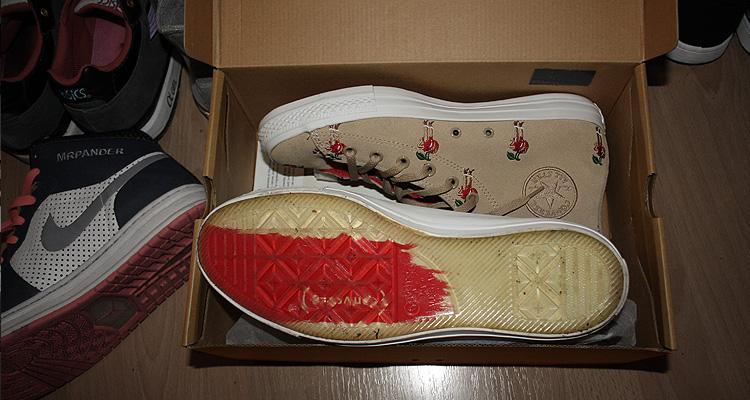 Sneaker Sale – Jordan VI, Converse x Parra