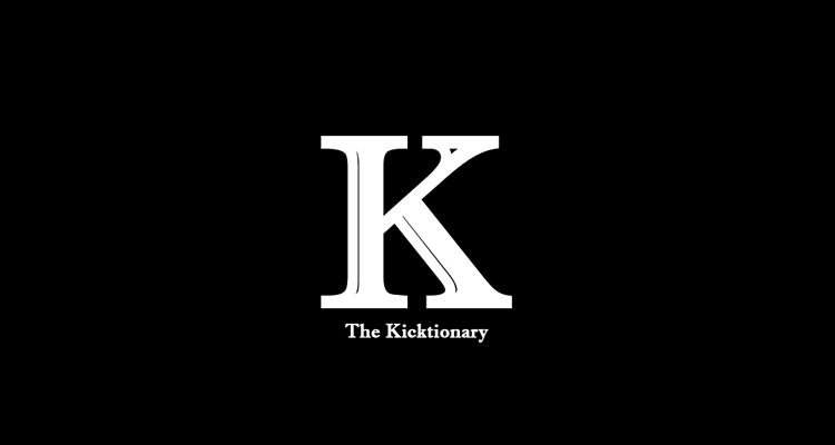 The Kicktionary
