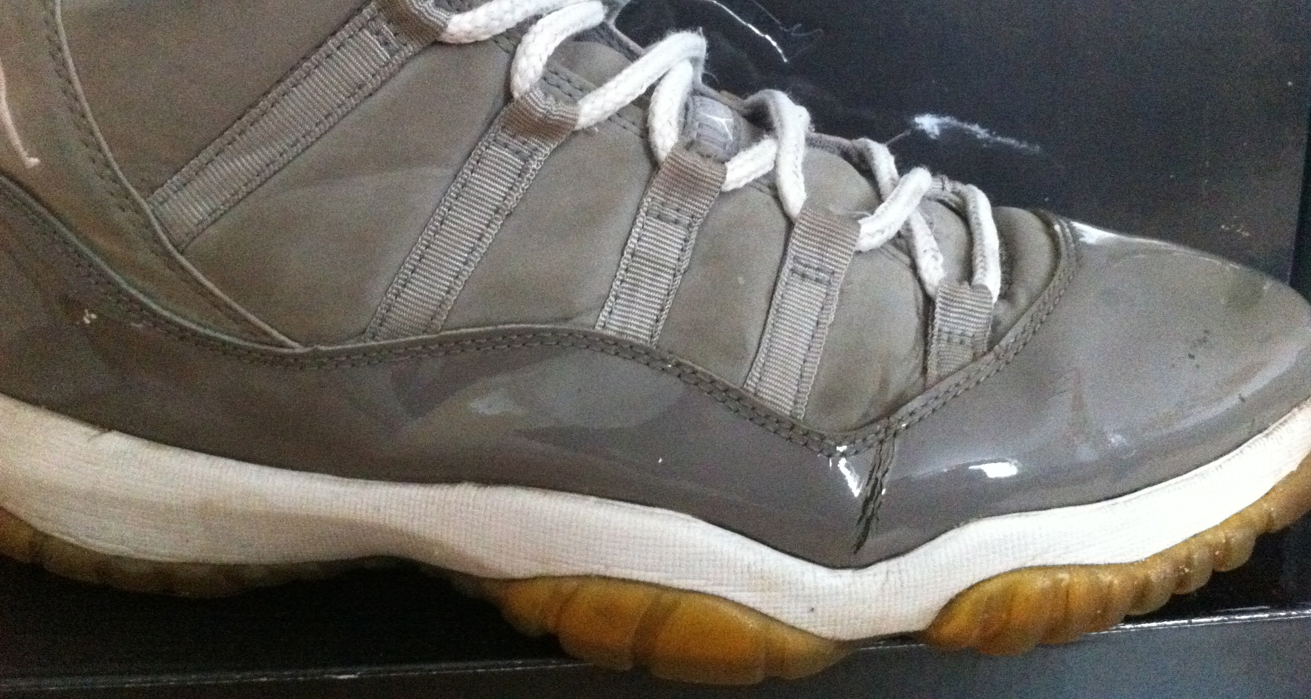 Air Jordan XI Retro … Cool Grey