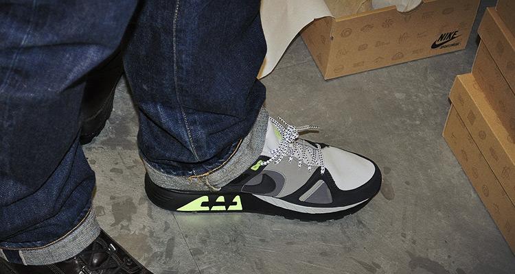 Nike AIR Stab Premium x Dave White x size? restock bei glOry hOle