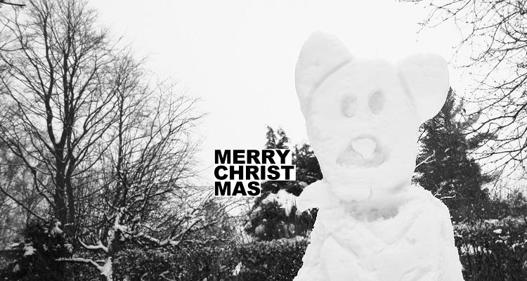 MrPander wünscht frohe Weihnachten