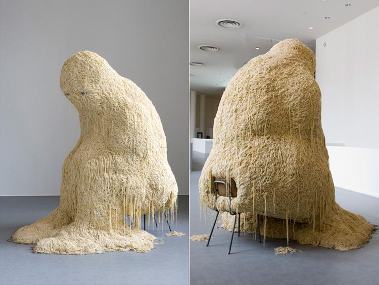 Skulpturen von Theo Mercier