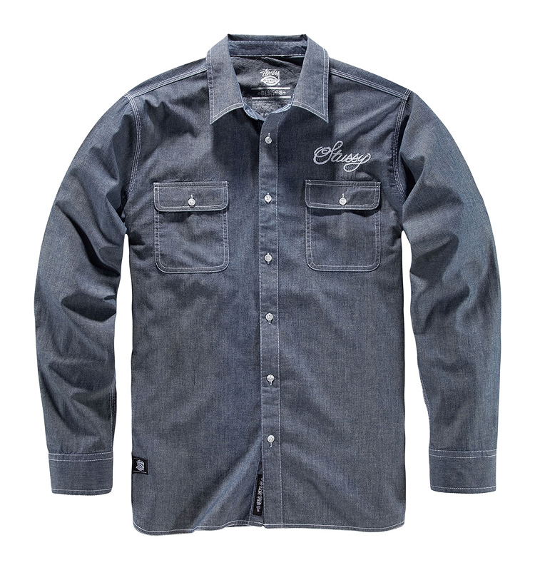 Dickies x Stussy Workshirt