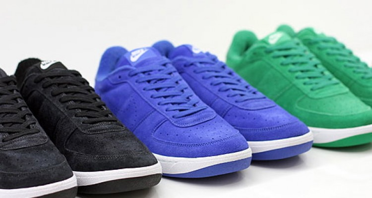 Nike Zoom Supreme Court Low bei Firmament