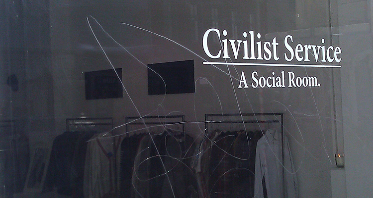 Civilist Berlin, Vintage Sale
