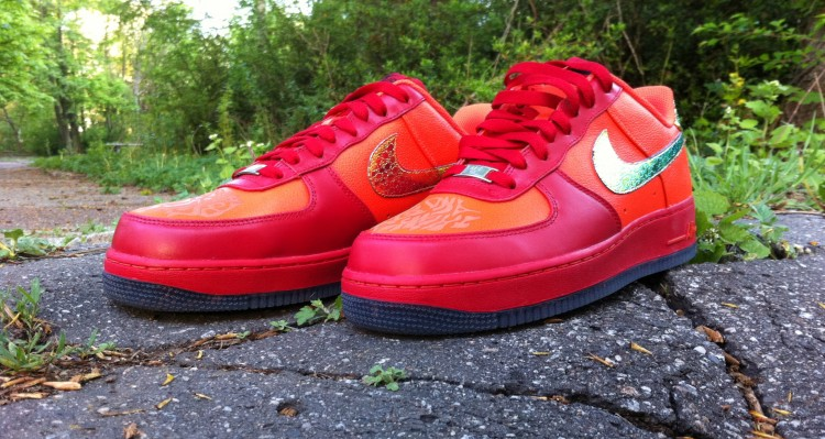 Nike Air Force 1 Doernbecher 2010