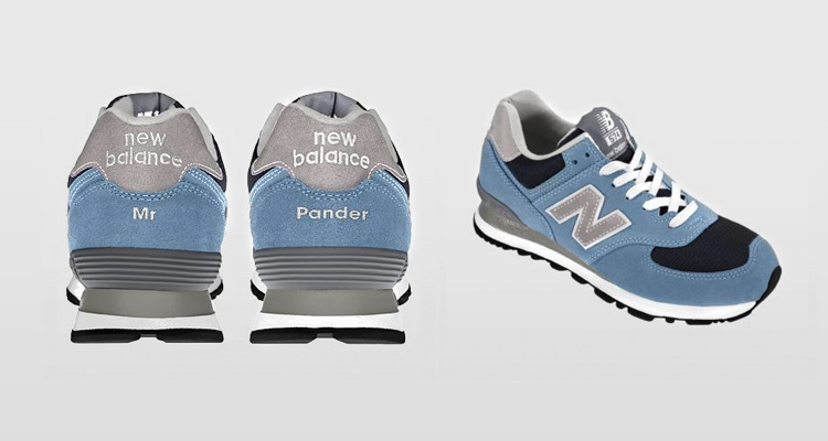 New Balance Custom US574