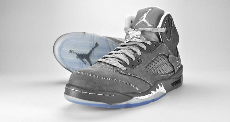 AIR Jordan 5 Retro Wolf Grey bei glOry hOle