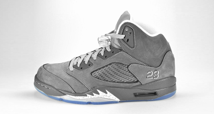 AIR Jordan 5 Retro Wolf Grey bei glOry hOle