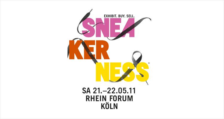 SNEAKERNESS Köln Mai 2011
