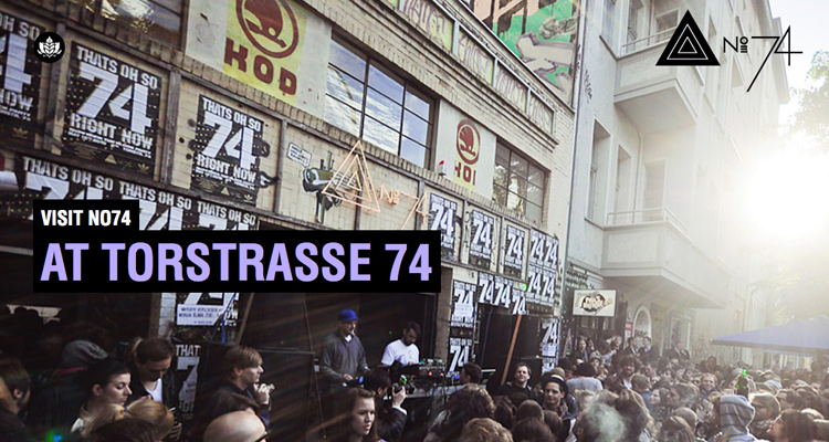 No74 Website Relaunch