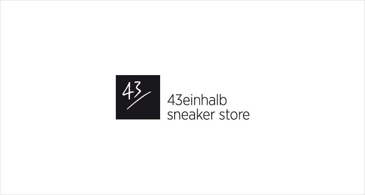 43einhalb Webshop Launch