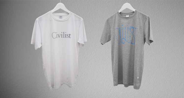 Civilist Berlin T-Shirt Kollektion