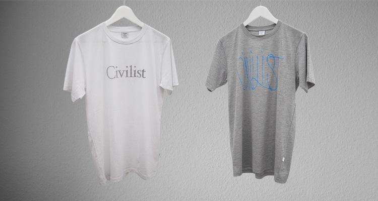 Civilist Berlin T-Shirt Kollektion