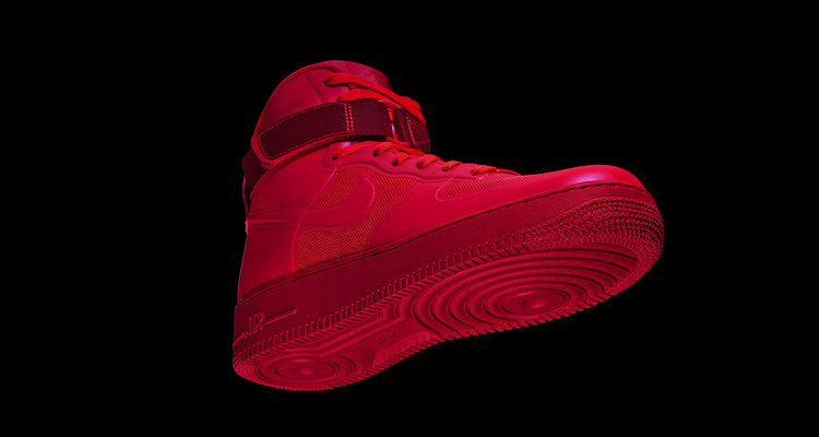 Nike Air Force 1 Hyperfuse bei SNIPES