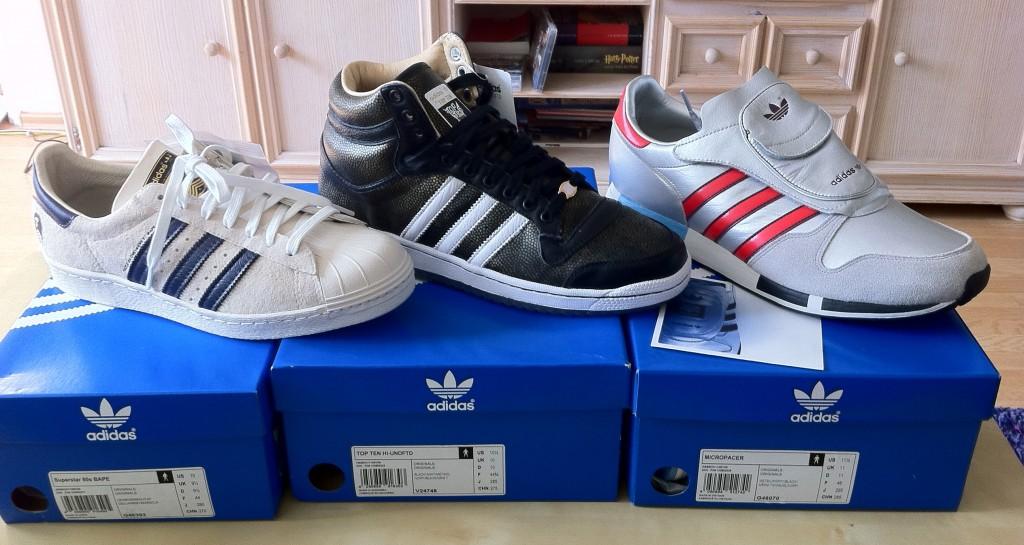 Adidas Originals B-Sides bei No74