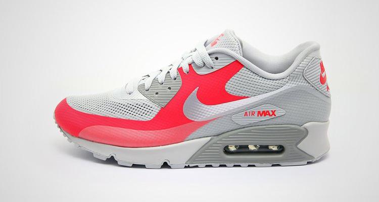 Nike AIR Max 90 Hyperfuse bei 43einhalb