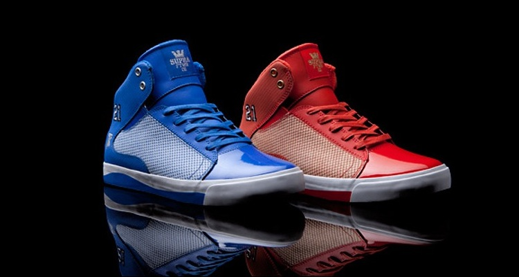 "Supra Society Mid ""Deion Sanders Pack"""