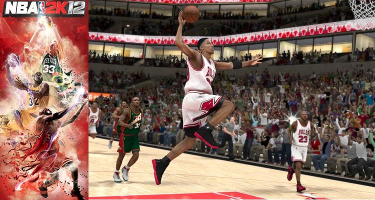 NBA 2K 12