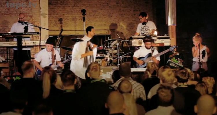 tape.tv Treppe Hoch mit Samy Deluxe