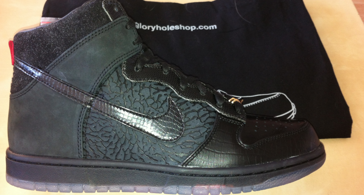 "Nike Dunk Hi ""Mighty Crown"""