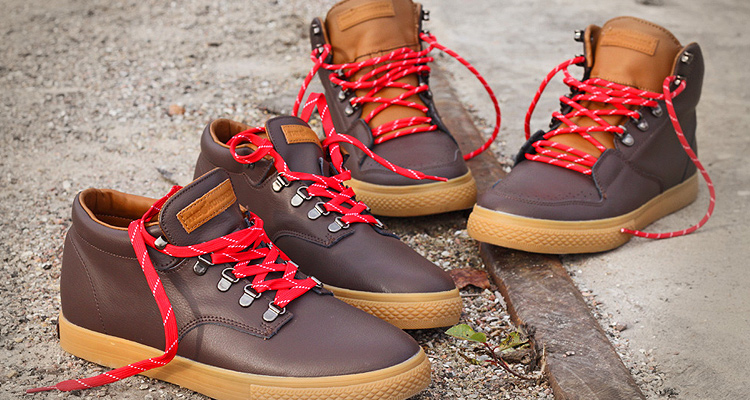 THE HUNDREDS Brown Pack bei Stereoki