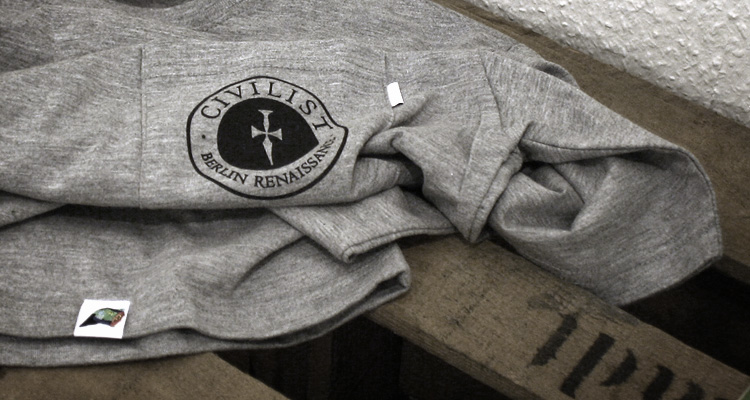 "Firmament & Civilist ""Civilistment"" Shirts"