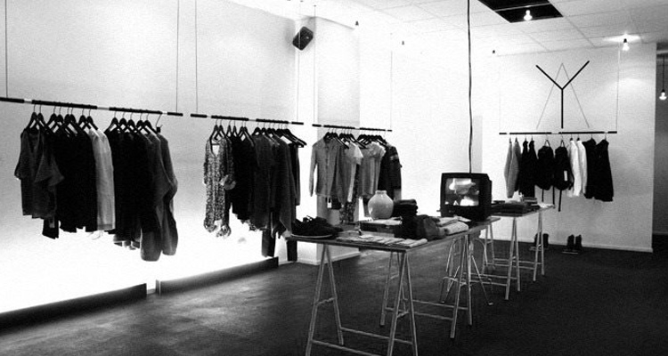 YBDPT Studio Hamburg / Webstore Launch