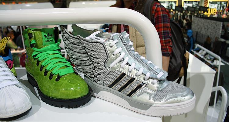 adidas Originals by Jeremy Scott Fall / Winter 2012