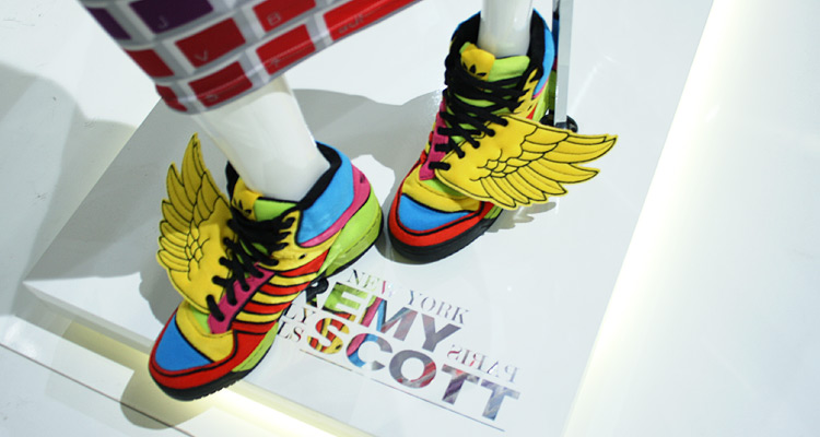 adidas Originals by Jeremy Scott Fall / Winter 2012