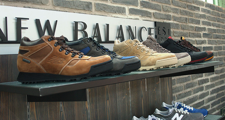 New Balance Fall / Winter 2012