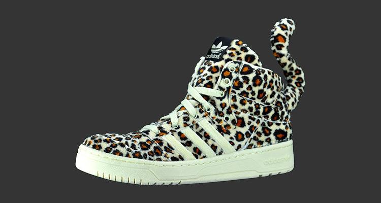 adidas x Jeremy Scott JS Leopard bei glOry hOle