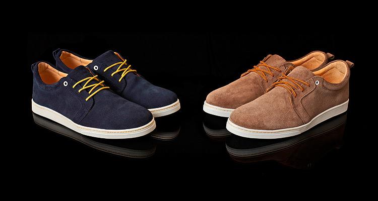 "Wemoto Clothing x ekn footwear ""The Birch"" Release bei Stereoki"